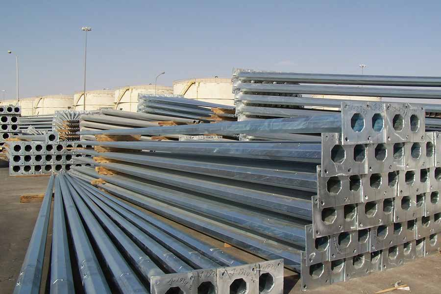 Omega Factory for Luminaires, Poles & Galvanizing - Omega Factory